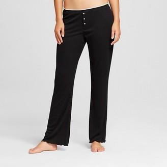 Xhilaration Women's Ribbed Pants $12.99 thestylecure.com