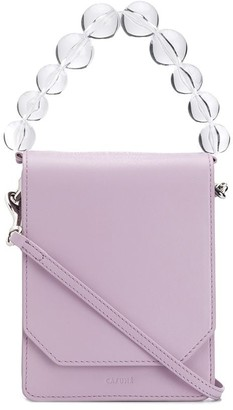 Cafuné double compartment cross body