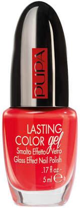 PUPA Lasting Colour Gel Gloss Effect Orange Arizona Nail Polish