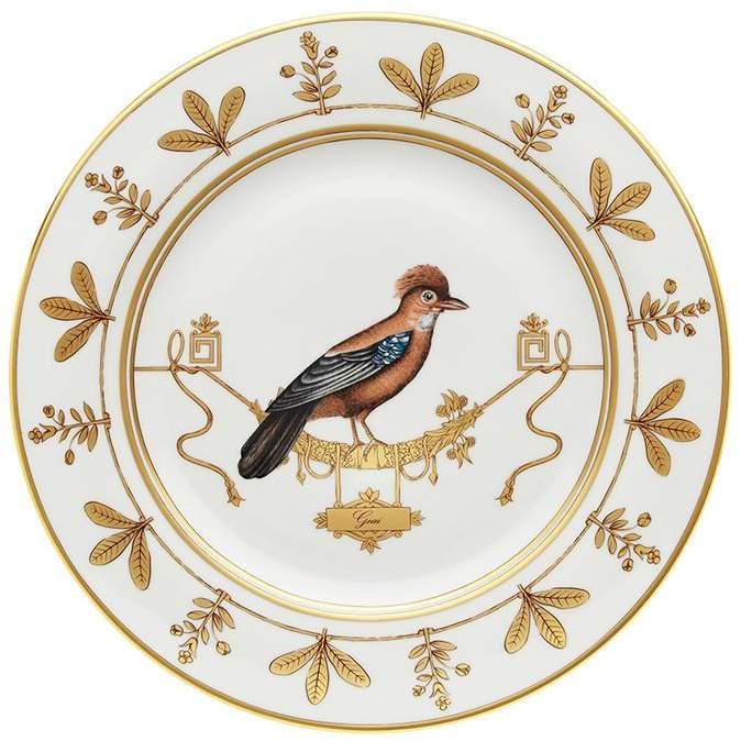 Richard Ginori 1735 Volière Geai Charger Plate (31cm)