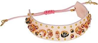 Rebecca Minkoff Jeweled Guitar Strap Bracelet