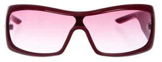 Christian Dior Cannage 2 Gradient Sunglasses