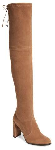 Stuart Weitzman Hiline Over the Knee Boot