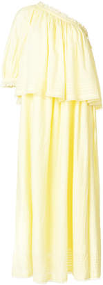 Zadig & Voltaire asymmetric long dress