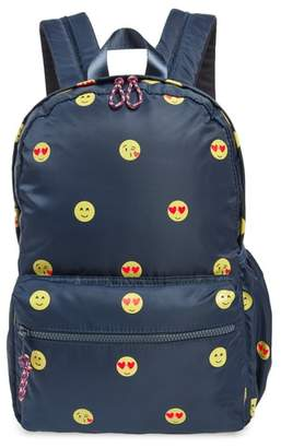 J.Crew crewcuts by Emoji Backpack