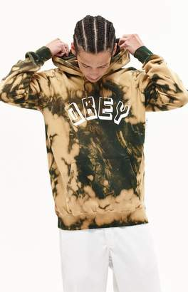 Obey New World Washed Pullover Hoodie