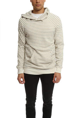 Sol Angeles Stripe Cowl Hoody