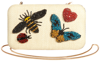 Shirley Insects Large Clutch $495 thestylecure.com