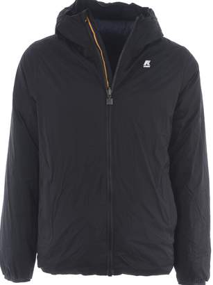 K-Way K Way Amede Thermo Stretch Double Reversible Jacket