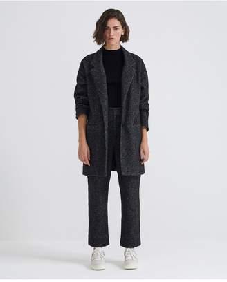 AG Jeans The Frankie Coat - Storm Grey Herringbone