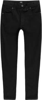 River Island Mens Boys Black Danny super skinny jeans