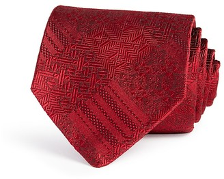 Turnbull & Asser Solid Damascus Wide Tie $195 thestylecure.com