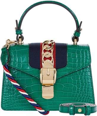 Gucci Mini Sylvie Shoulder Bag