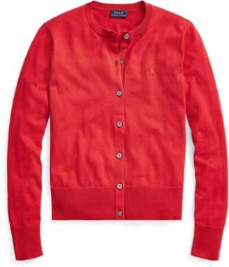 Ralph Lauren Cotton Cardigan Sweater