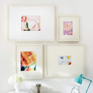 Pottery Barn Teen Gallery Frames, 18&quotx24&quot, White