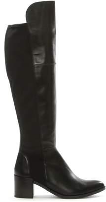 Kennel + Schmenger Kennel & Schmenger Barnsbury Black Leather Heeled Boot