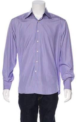 Victorinox Striped Woven Shirt