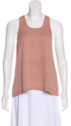 Tom Ford Silk Sleeveless Top