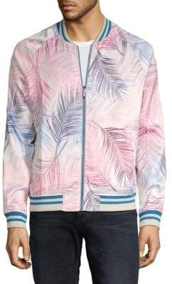 Standard Issue NYC Sublimation Bomber Jacket