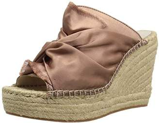 Kenneth Cole New York Women's Odele Espadrille Slip On Wedge Sandal