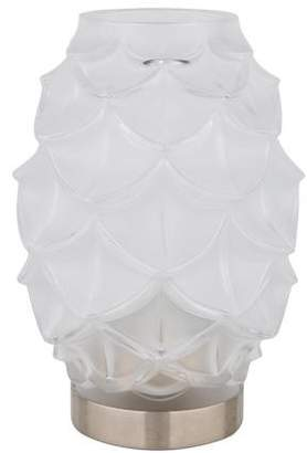 Lalique Crystal Languedoc Votive