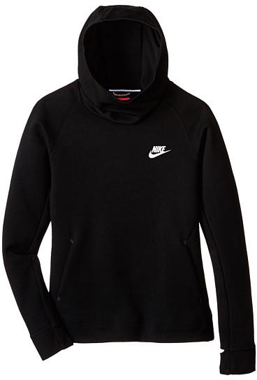 Nike Kids Tech Fleece OTH Hoodie (Little Kids/Big Kids)