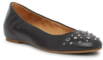 UGG Bliss Studded Bling Leather Flat