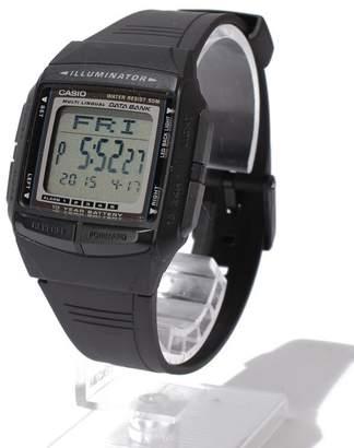 Casio (カシオ) - 【40%OFF】Watch collectionデータバンクユニセックスブラックF【Watch collection】【タイムセール開催中】