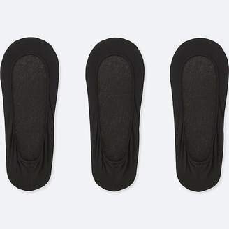 Uniqlo Women's Sheer Footsies (3 Pairs)