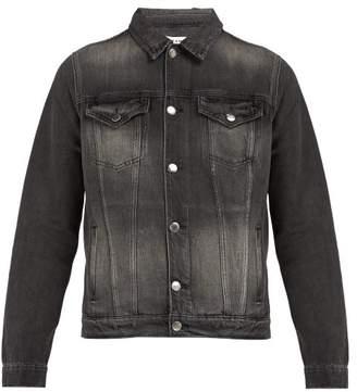 Frame L'homme Denim Jacket - Mens - Black