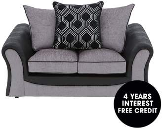 Grey Leather Sofa Shopstyle Uk