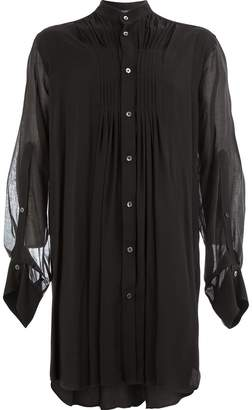 Ann Demeulemeester long shirt