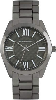 Geoffrey Beene GB8071GU Gunmetal & Grey Watch