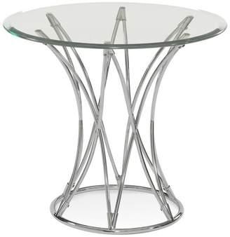 Bassett Mirror Mercer Round End Table