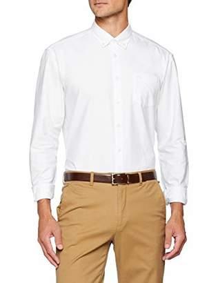f6a06ea0bb Camel Active Men's DAN B.D. 1/1 Casual Shirt, (Red 43),