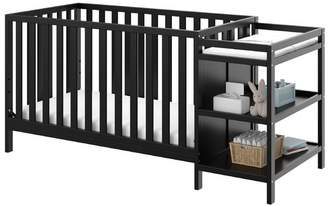 Stork Craft Storkcraft Pacific 4-in-1 Convertible Crib and Changer Combo