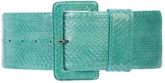 Carolina Herrera buckled belt