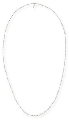 FACETS INC/SIGNED PIECES Rose-Cut Diamond Strand Necklace in Platinum $28,500 thestylecure.com