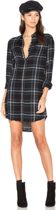 Obey Ammalyn Shirt Dress $72 thestylecure.com