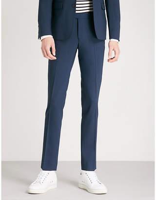 Sandro Regular-fit wool trousers