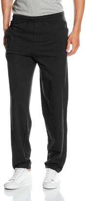 Fruit of the Loom Mens Lightweight Jog Pant/Jogging Bottoms (M)