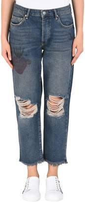 Free People Denim pants - Item 42629488WV