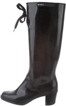 Marc Jacobs Round-Toe Rain Boots