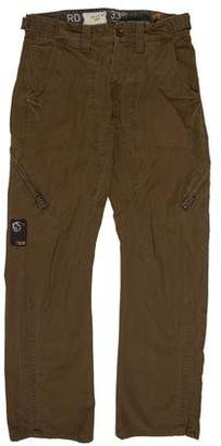G Star Woven Cargo Pants