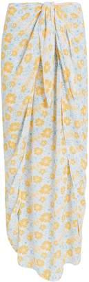 Cool Change Coolchange Nuella Draped Midi Skirt