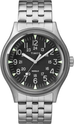 Timex R) MK1 Bracelet Watch, 40mm
