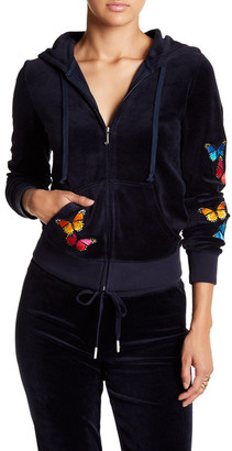 Juicy Couture Free Spirit Hoodie $268 thestylecure.com