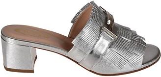 Tod's Tods Fringe Sandals