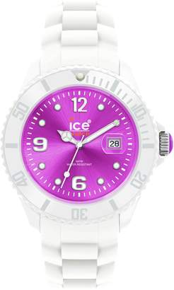 Ice Watch Ice-Watch Ice Women's SIWVUS10 Ice-White Dial with White Bracelet Watch