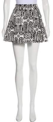 Maiyet Printed Mini Skirt